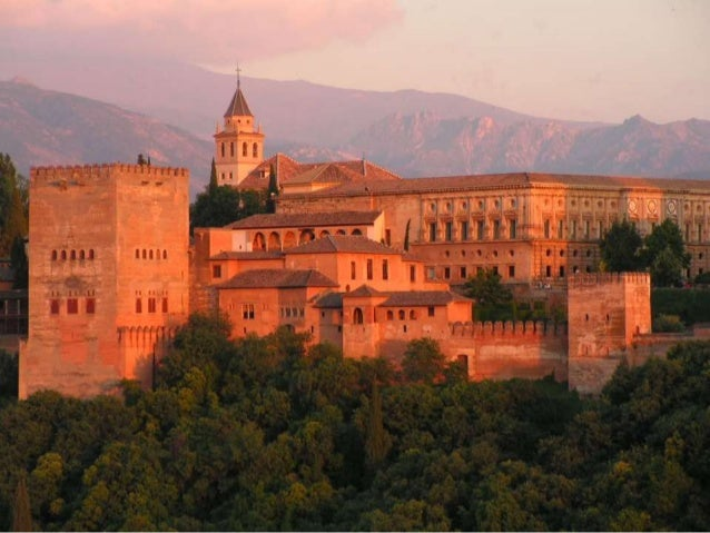 La Alhambra de Granada. Video avi