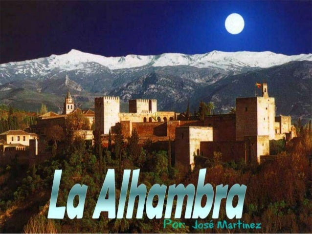 La Alhambra_ Granada.