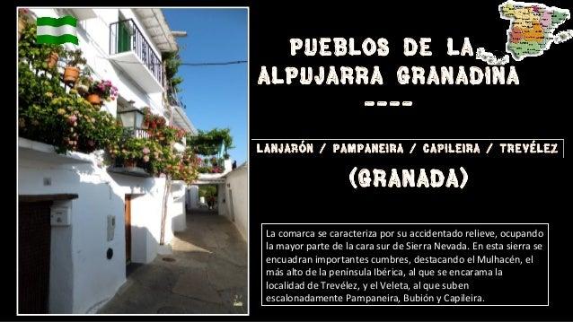 La Alpujarra Granadina (Granada)