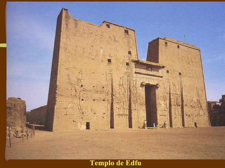 la arquitectura antiguo egipto