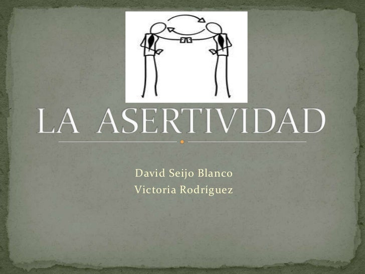 David Seijo BlancoVictoria Rodríguez
