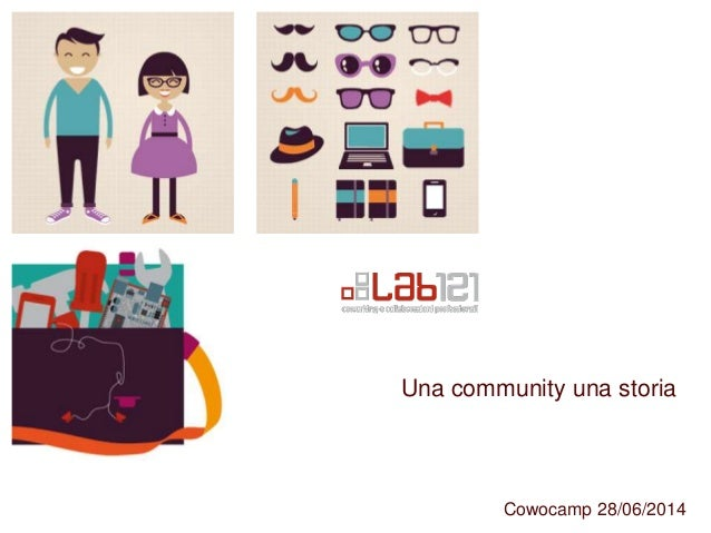 CowoCamp14: presentazione di Lab121.