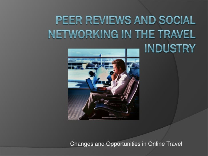 Changes and Opportunities in Online Travel