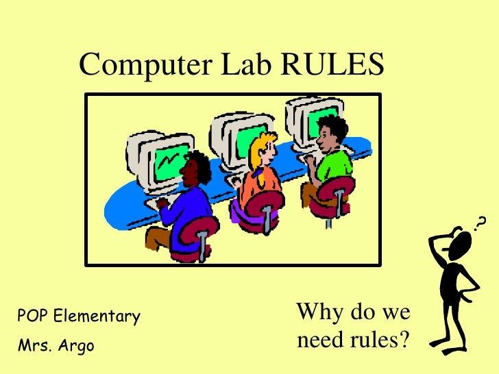 Lab Procedures