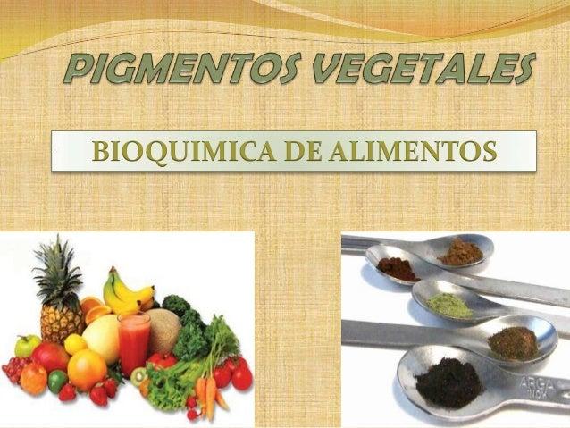 Lab 2 pigmentos vegetales