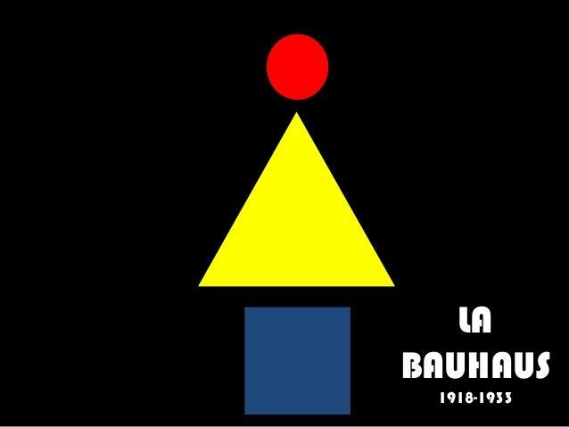 LABAUHAUS1918-1933