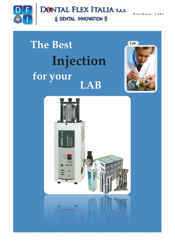 Brochure   LabsThe Best         Lab    Injectionfor your           LAB