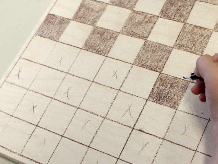 LABORATORIO DEL FARE- Costruzione di scacchiere -      Classi seconde  SCUOLA S.FRANCESCO       5 maggio 2012