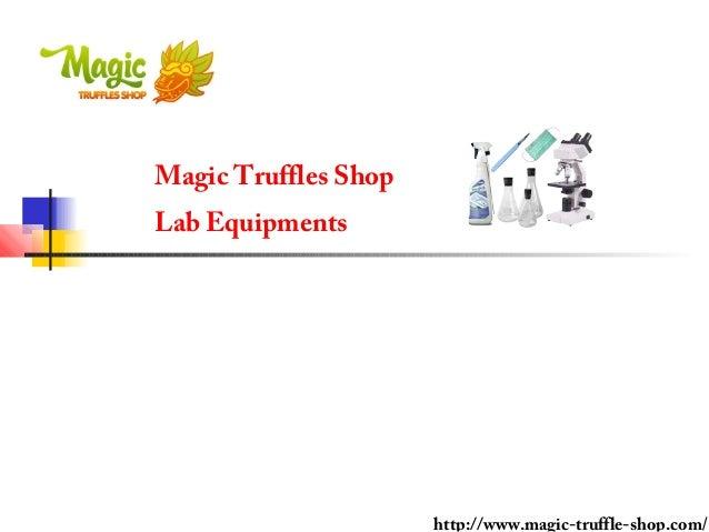 Lab equipments   Magic Truffles Shop