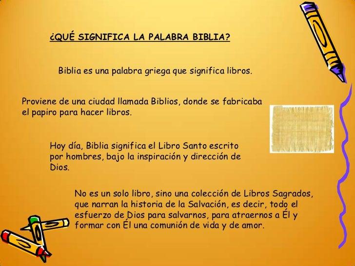 Introducci u00f3n a la Biblia Cat u00f3lica