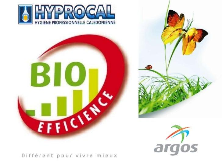 La bioefficience