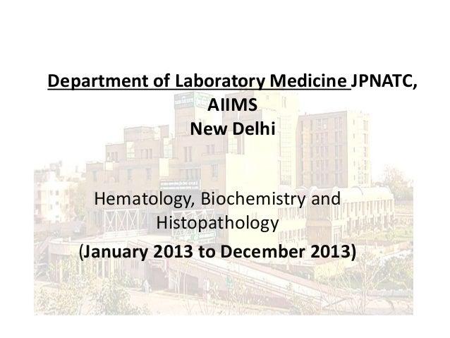 Lab Medicine Audit 2013