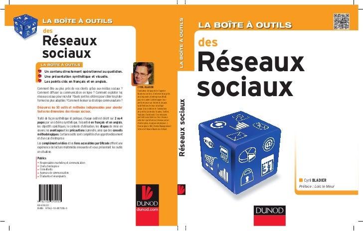 La boite a outils des reseaux sociaux_dunod_cyril_bladier