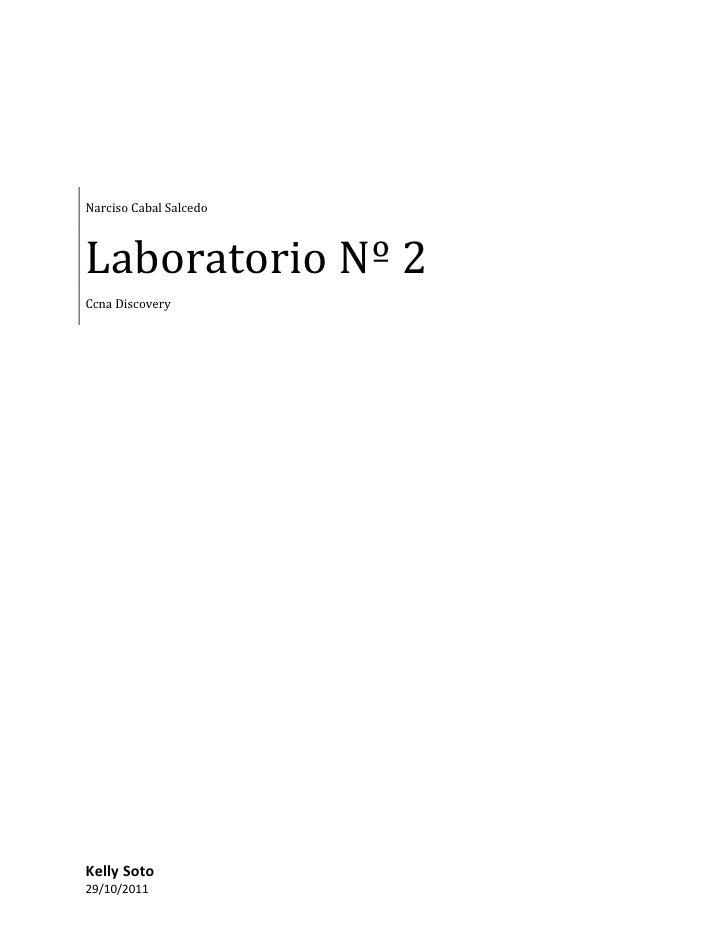 Laboratorio 2