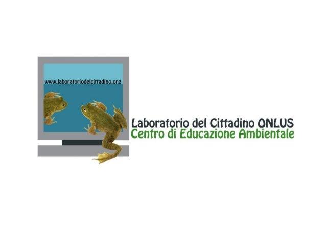 Laboratorio del Cittadino English
