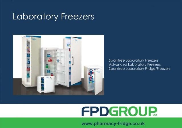 Laboratory Freezer Brochure