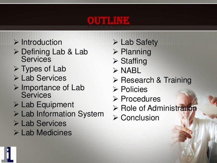 lab report steps in order