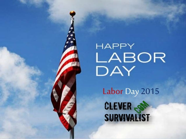 What date is labor day 2015