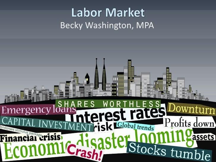 Becky Washington, MPA