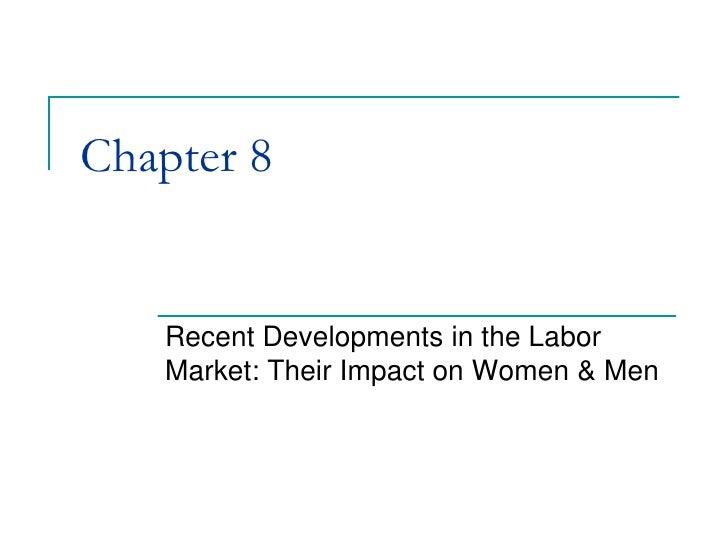 Labor Market Impact on Women and Men