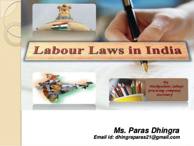 By Ms. Paras Dhingra Email id: dhingraparas21@gmail.com