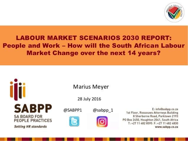 Dissertation on gloalisation and labour market