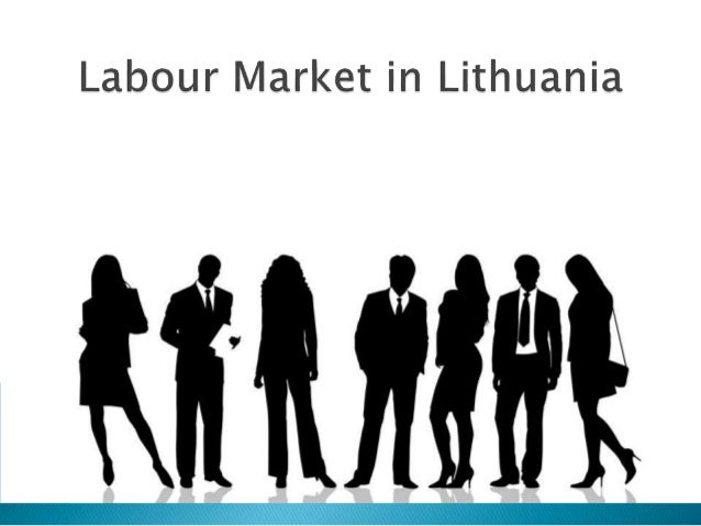 Labour market in lithuania