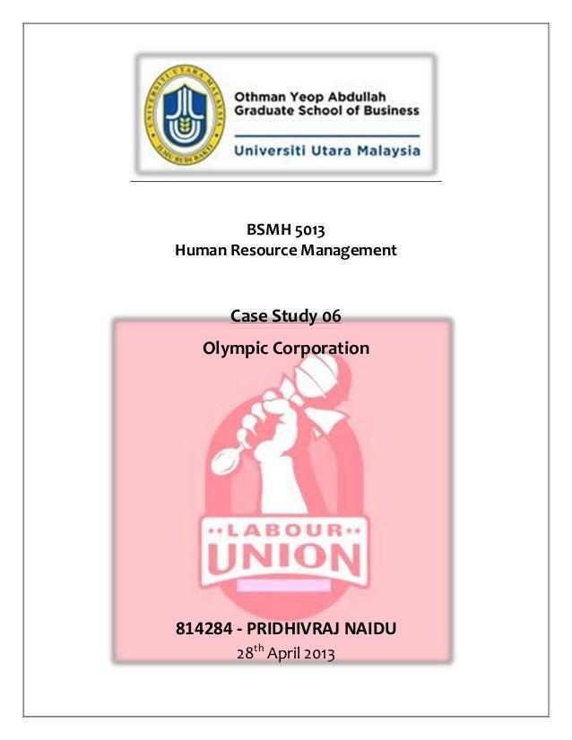 Case Analysis of Unfair Labor Practice&nbspCase Study