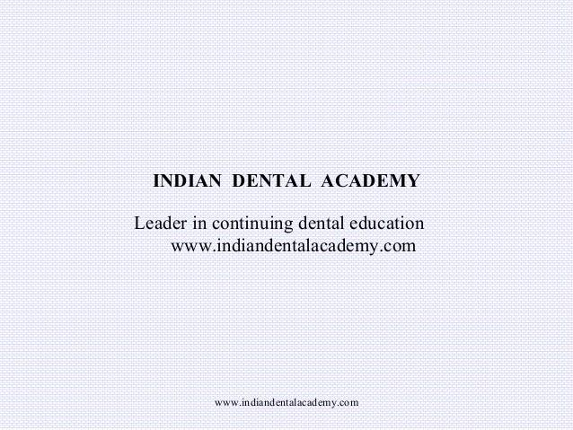 Lab procedures in rpd/ dental education in india