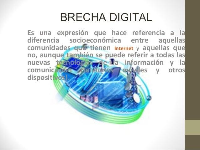 La brecha digital 2