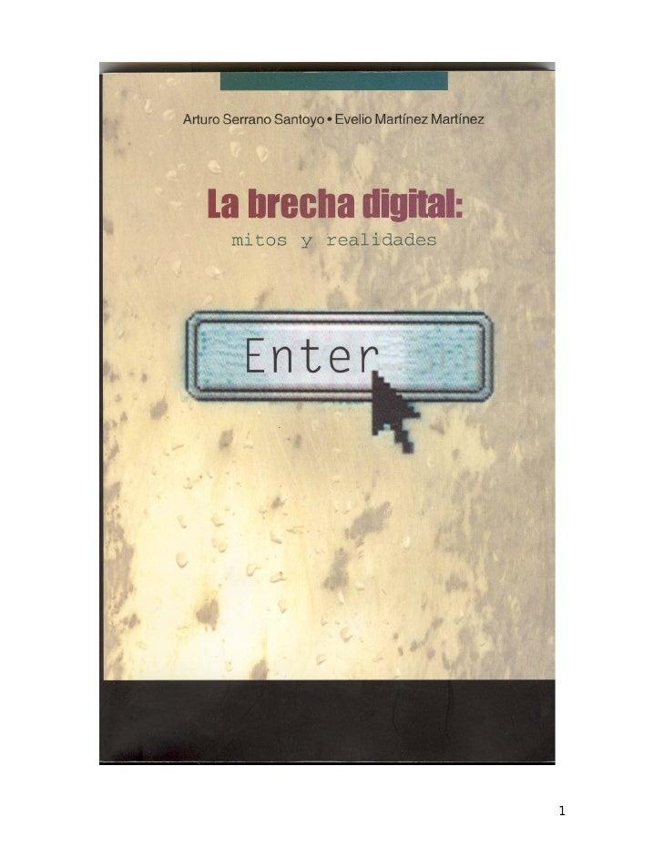 La Brecha Digital Mitosy Realidades