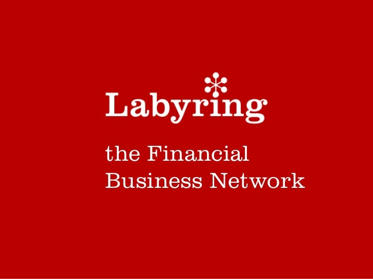 the Financial Business Network