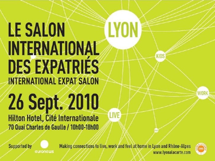 International Expat Salon Presenters