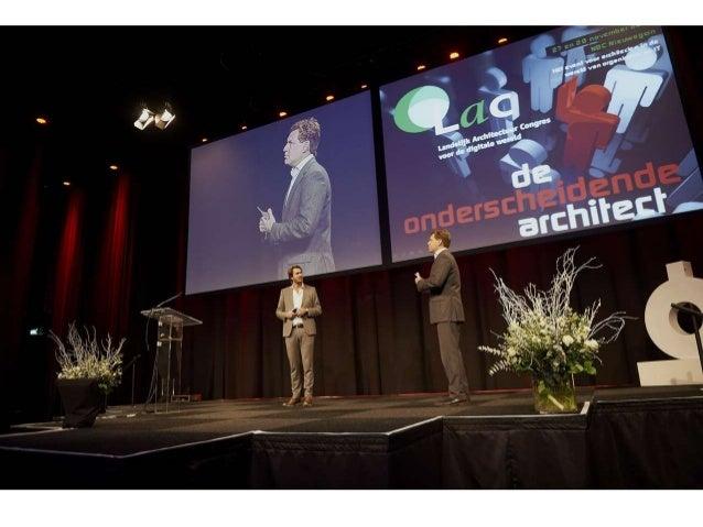 Landelijk Architectuur Congres 2013 samenvatting