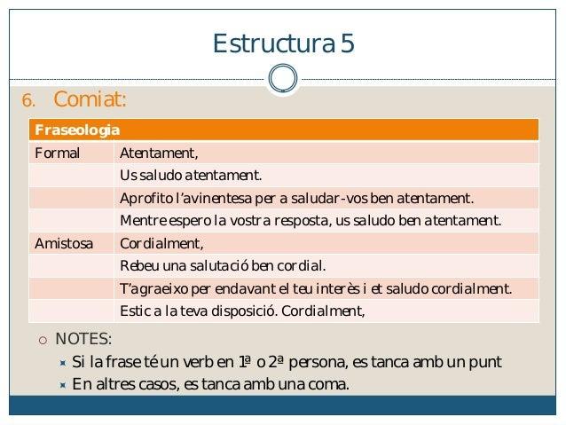 Carta formal - Portal Educativo