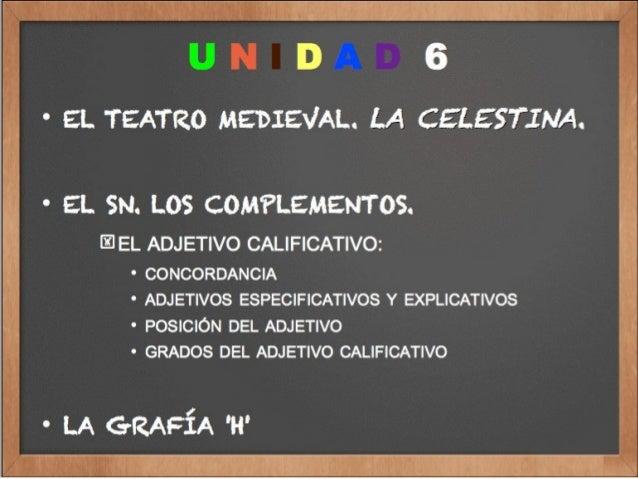• Los primeros textos teatrales  LA CELESTINA O Tragicomedia de Calisto y Melibea de Fernando de Rojas