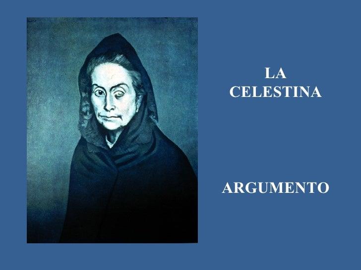 la celestina argumento