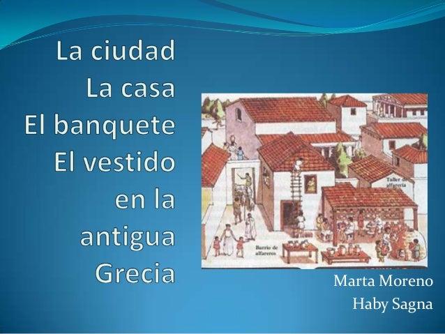 Marta MorenoHaby Sagna