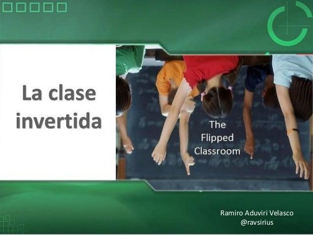 Ramiro Aduviri Velasco @ravsirius