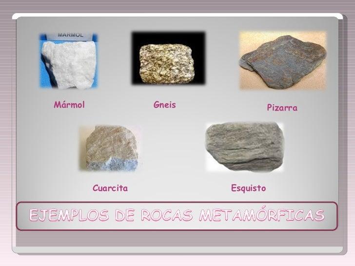 La clasificaci n de las rocas for Marmol clasificacion