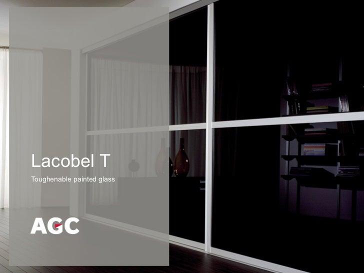 lacobel t by agc glass europe en. Black Bedroom Furniture Sets. Home Design Ideas