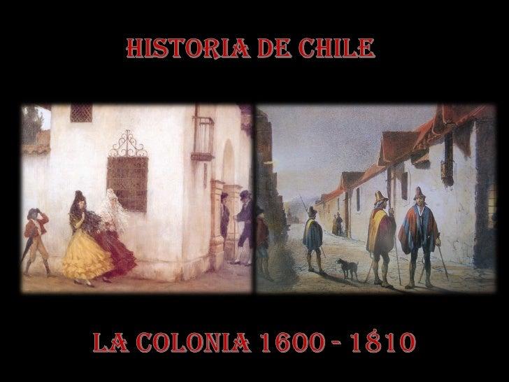Esquematizar y explicar los principalesaspectos de la vida colonial en Chile, desde lasperspectivas política, económica, r...