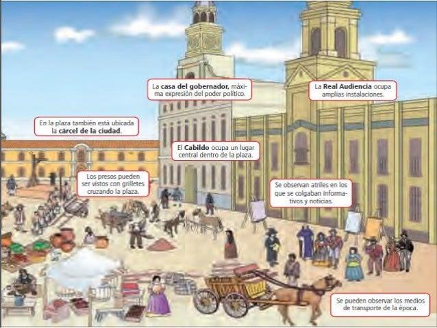La sociedad colonial clase 1 2 3 4 y 5 for Casas de la epoca actual
