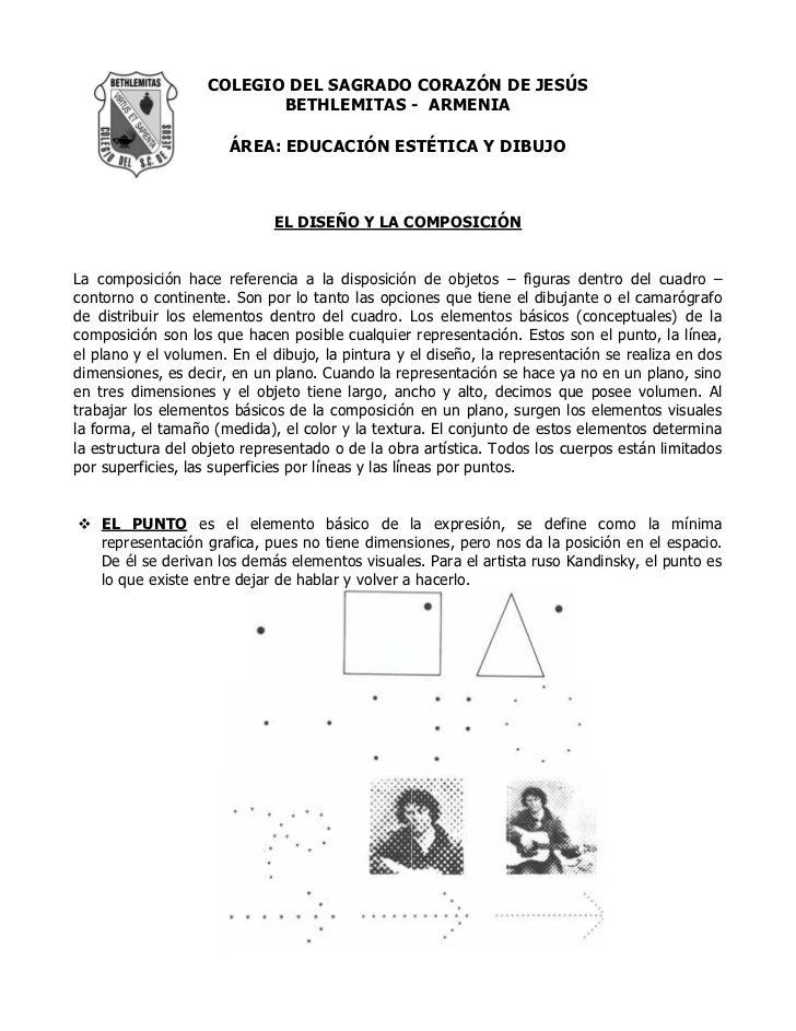 COLEGIO DEL SAGRADO CORAZÓN DE JESÚS                           BETHLEMITAS - ARMENIA                         ÁREA: EDUCACI...