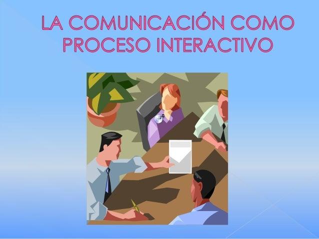COMUNICACIÓN Interacción social Símbolos Conducta Humana Estímulo Expresan necesidades
