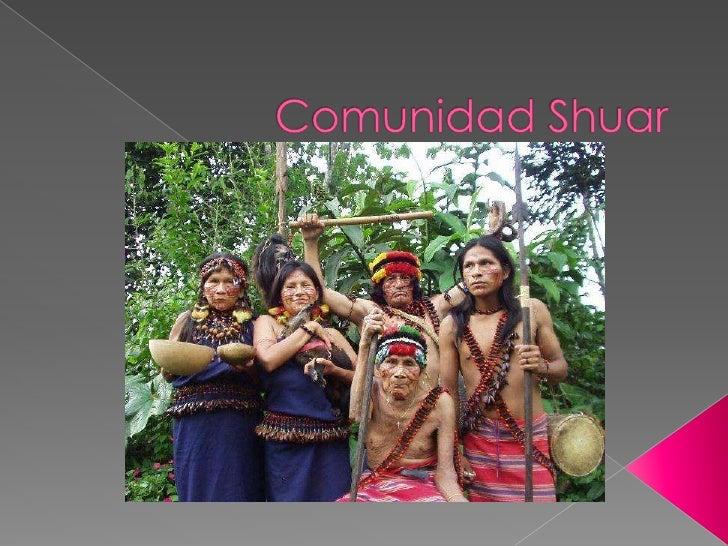 Comunidad Shuar<br />