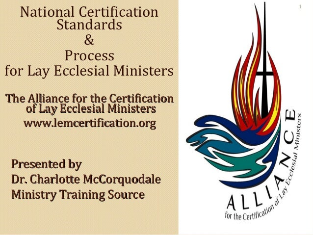 Presented byPresented by Dr. Charlotte McCorquodaleDr. Charlotte McCorquodale Ministry Training SourceMinistry Training So...