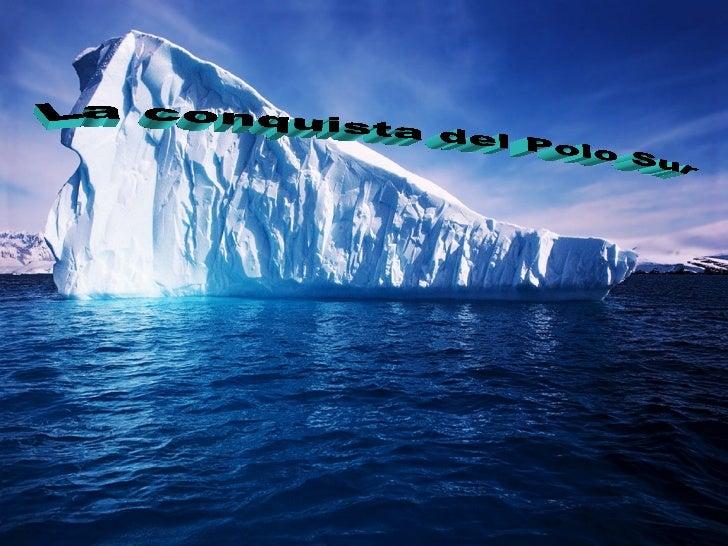 La Expedición Amundsen   La expedición Amundsen fue la única    expedición noruega en la Antártida, a    principios del s...
