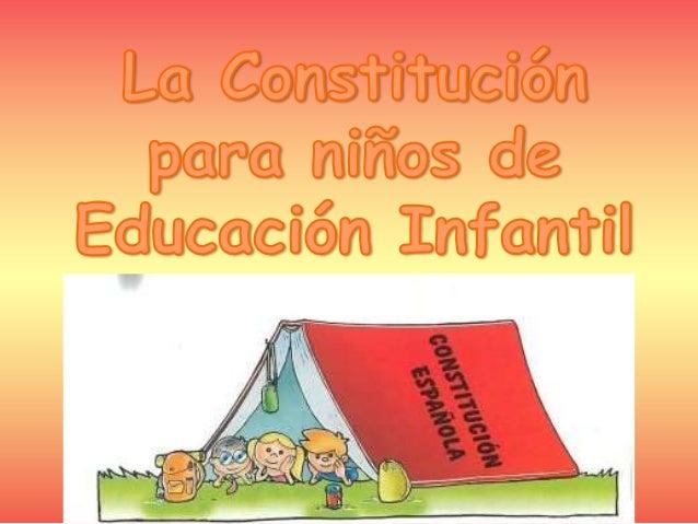 España es una nación formada  por muchos pueblos y gentes.  En 1.978 se decidió crear un  documento en el cual se dice a  ...