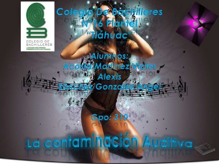 """Colegio De Bachilleres     N°16 Plantel       """"Tláhuac""""         Alumnos:  Acosta Martínez Victor         Alexis Sánchez Go..."""